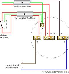 light wiring diagram light wiring wiring diagram for 1 switch controlling 2 lights wiring circuit [ 1000 x 1000 Pixel ]