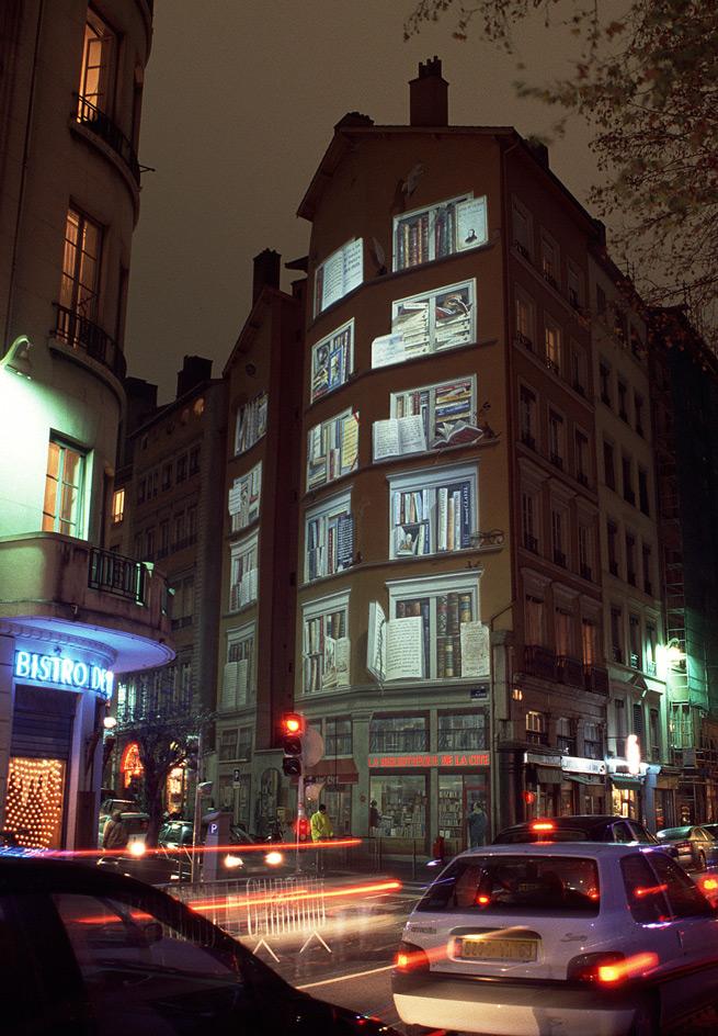 Bibliothèque de la cité, Lyon