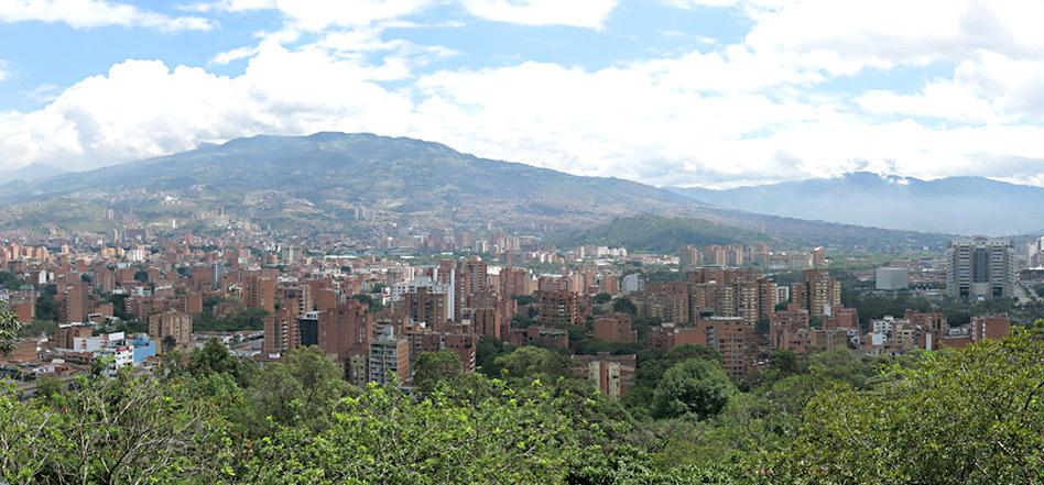 Workshop PMIL, Medellin - Vue de jour - Photo : Pascal Chautard