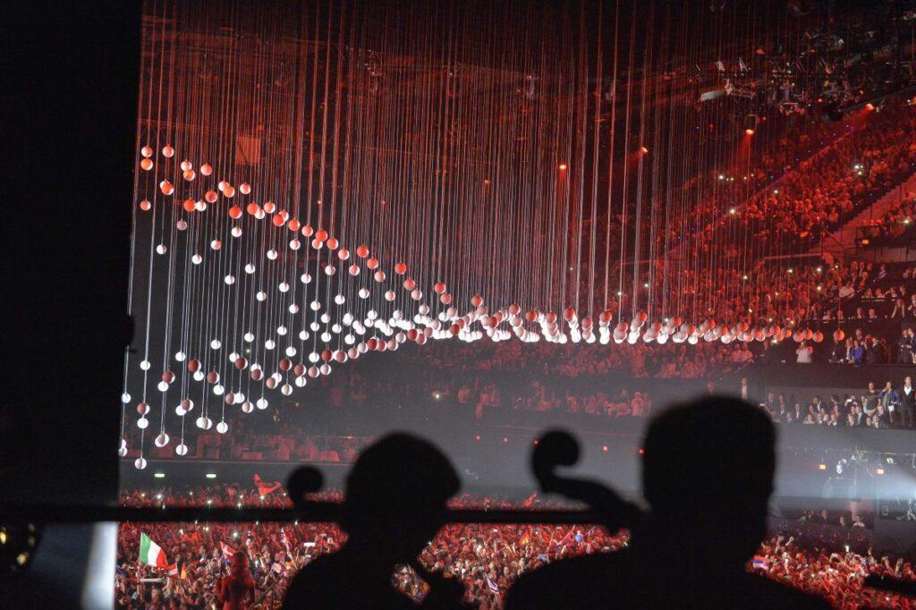 Eurovision 2015 séquence d'ouverture © Andres Putting (EBU)