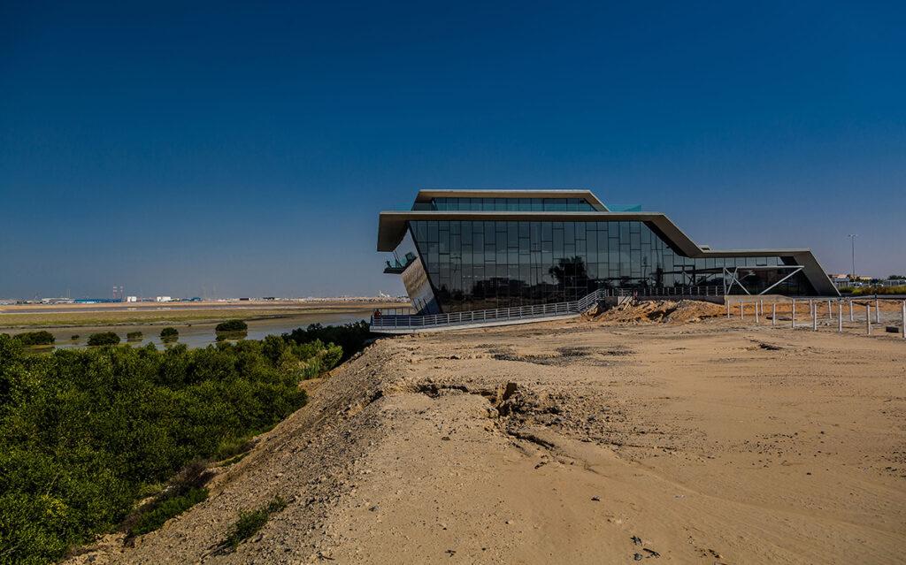 Pavillon Al Zorah, Ajman, UAU - Architectes Annabel Karim Kassar - Conception lumiere et photo Cai Light