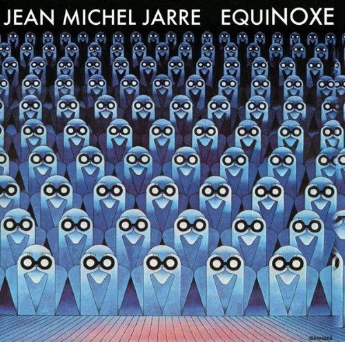 Équinoxe, musique électronique de Jean-Michel Jarre, 1978