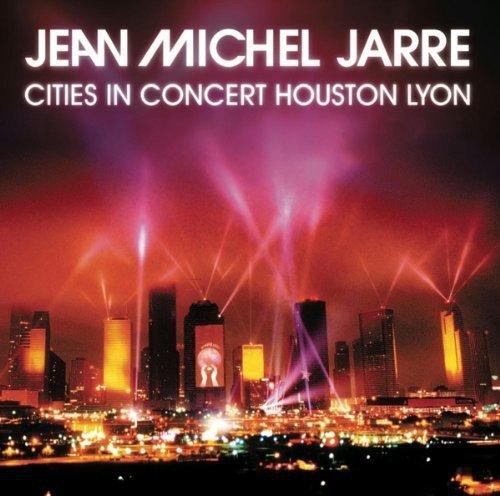Houston - Lyon, cities in concert, musique électronique de Jean-Michel Jarre, 1986