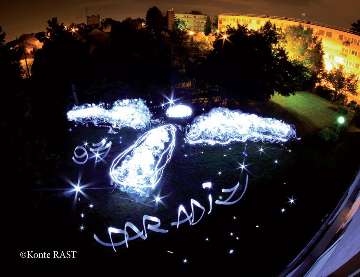 Exposition Lumières © Konte RAST