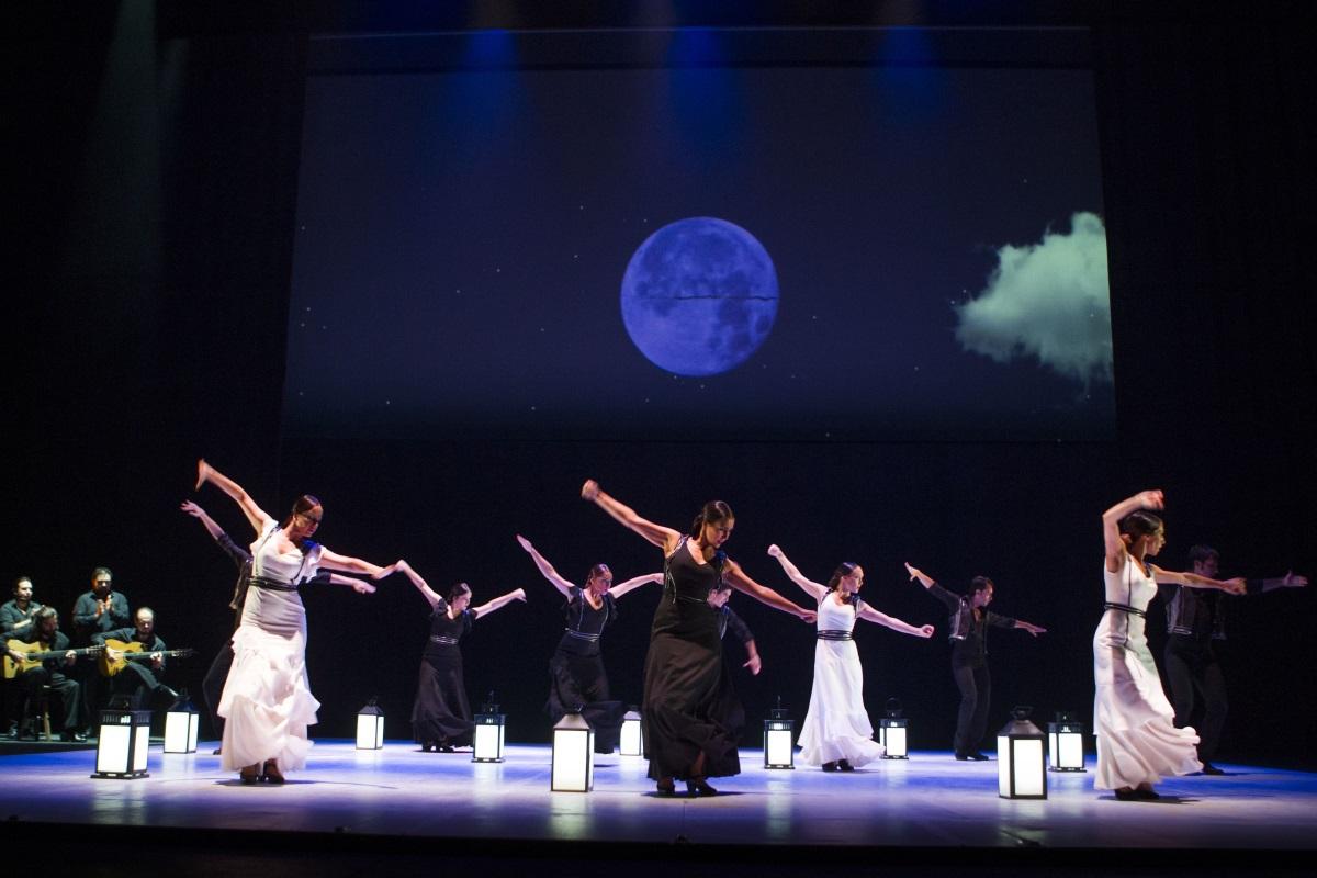 Imágines, Ballet Flamenco de Andalucía - Photo : Luis Castilla