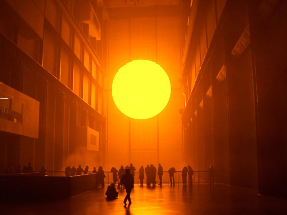The Weather Project © Olafur Eliasson
