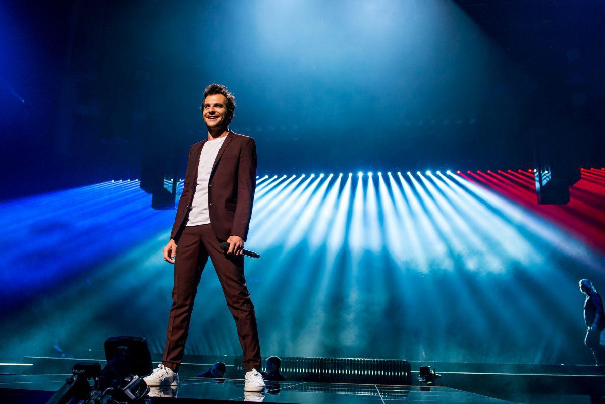 France, Amir, Eurovision 2016, Stockholm Globe Arenas, Suede © Anna Velikova (EBU) (4)