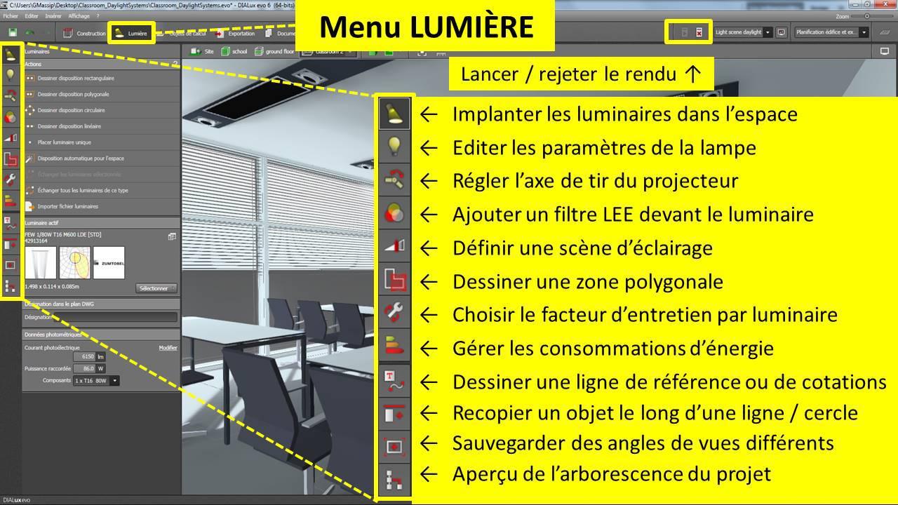 DIALux-evo-6-menu-3-lumiere-en-francais-Vincent-Laganier-Light-ZOOM-Lumiere