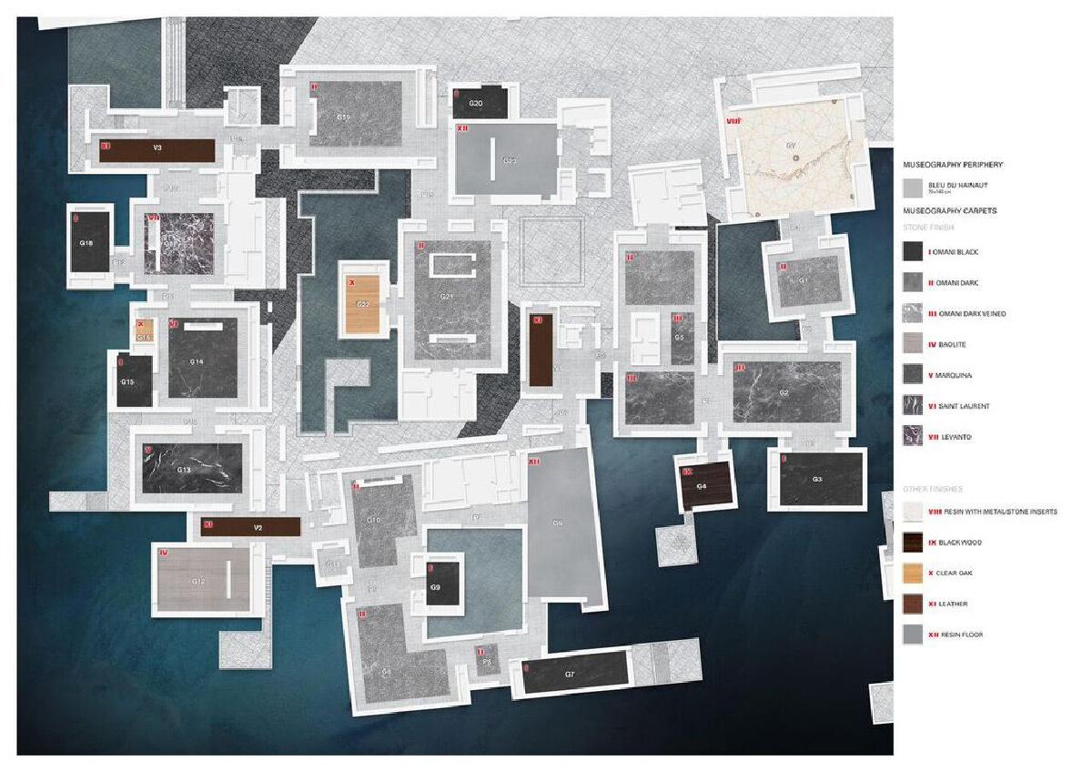 Louvre Abu Dhabi Fenêtres Et Tapis Lumineux De 818 Light Zoom