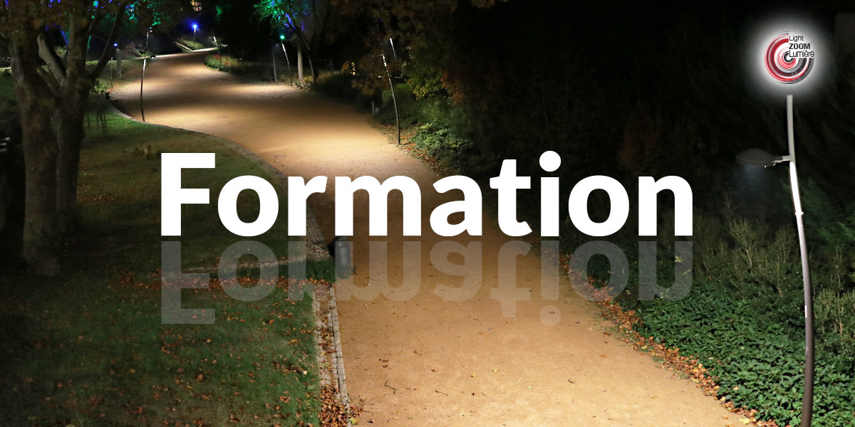 d698aba671 Formation : nouvelles prescriptions en éclairage extérieur