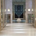 Galerie du Carrousel, pyramide inversée, Paris, France - Architecte : Ieoh Ming Pei - Concepteur lumière : Jean-Philippe Corrigou © Caribou Concept