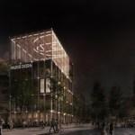 Lot 3E, perspective dernier étage, équipement sportif, village des athlètes, Lot E, Jeux de Paris 2024