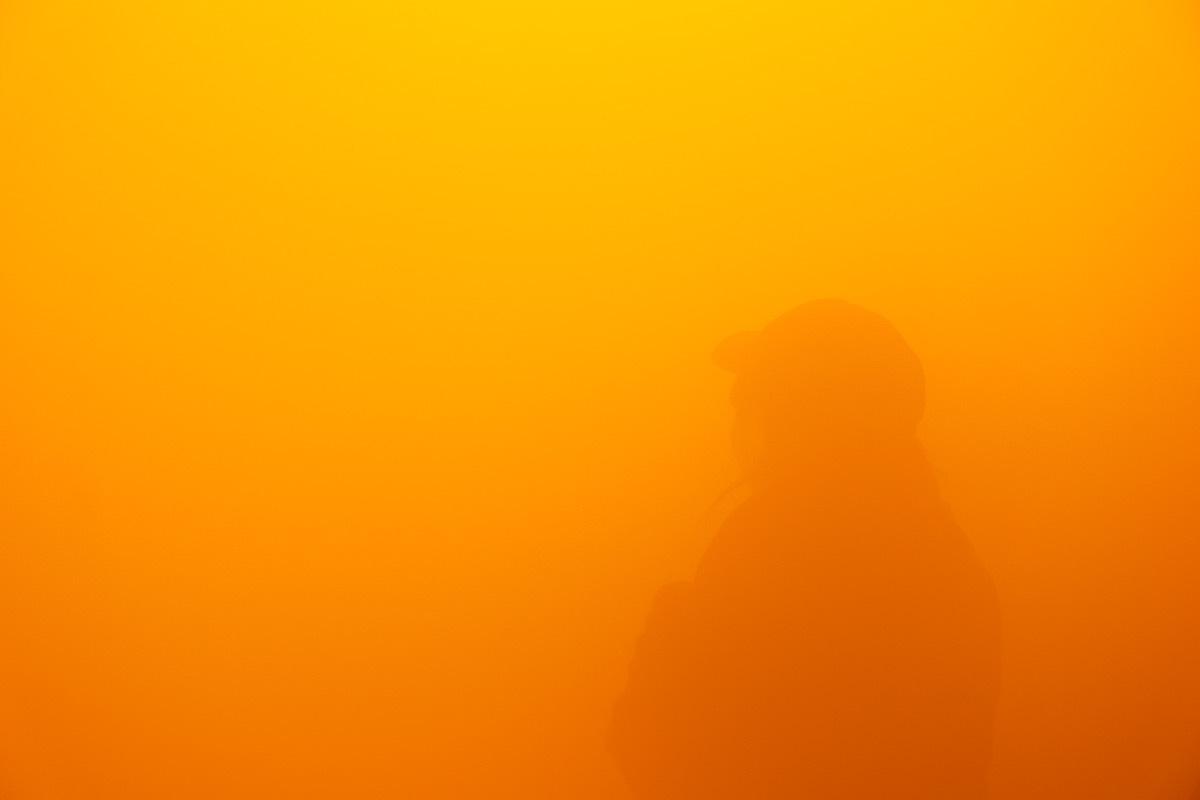 Din blinde passerger, Olafur Eliasson, 2010 - Ton passage aveugle © Vincent Laganier