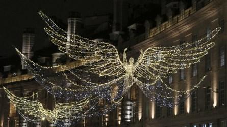 Regent Street, Londres, UK - James Glancy Design - Christmas Lights