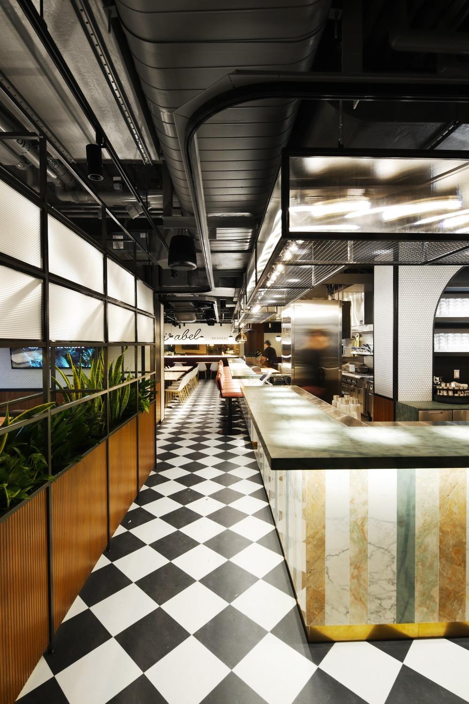 Comptoir Le Cathcart Restaurants et Biergarten à Montréal