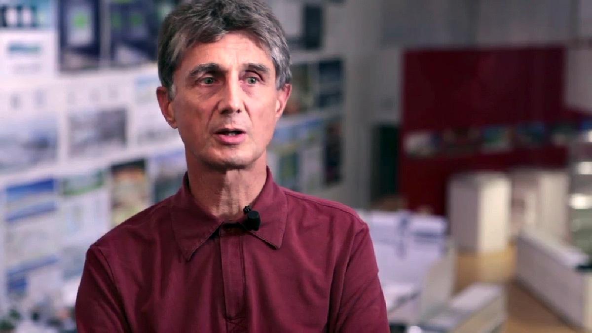 Jean-Marc Suspene, Architecte, directeur des études, Chabanne & Partenaires