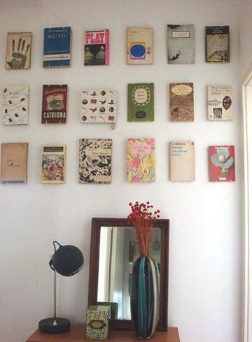bookwall