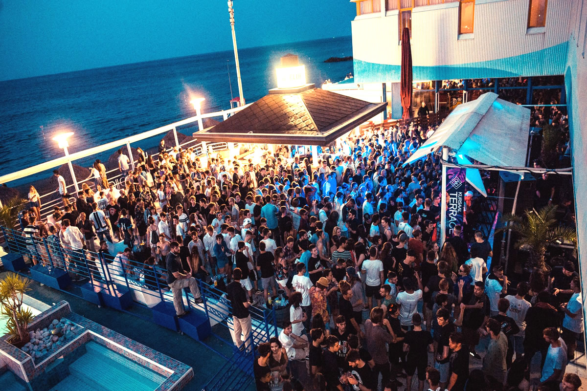 Discoteche Bar Lignano  Party Feste in Spiaggia con Dj
