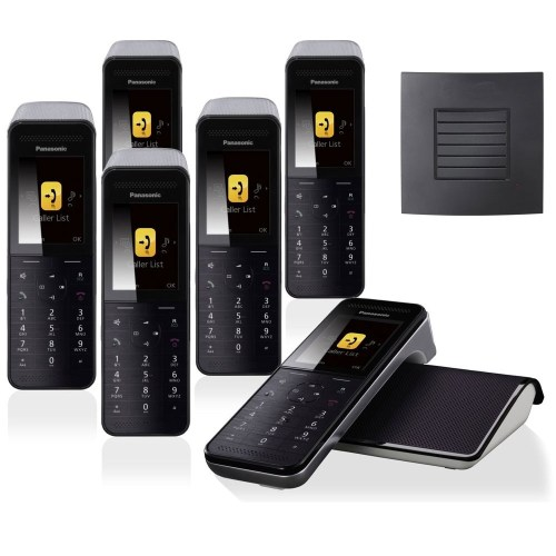 small resolution of panasonic kx prw 120 sextet premium cordless phone with long range
