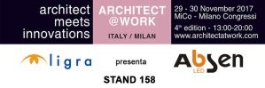 Vieni con noi ad Architect@Work
