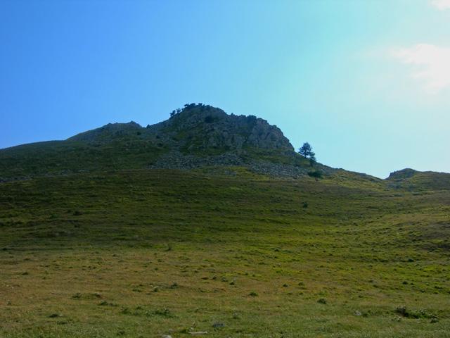La Sotta di San Lorenzo ed il Passo della Mezzaluna