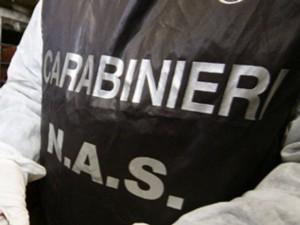 Carabinieri del Nas Anti-sofisticazioni