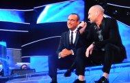 Festival di Sanremo 2015 - Biagio Antonacci canta Pino Daniele (ma è meno applaudito di Tiziano Ferro)