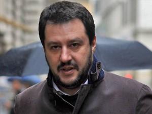 Matteo Salvini a cena a Genova per la Lega Nord