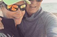Gossip - Simona Ventura festeggia 50 anni col fidanzato Gerò Carraro