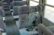 La Spezia - Treno dato alle fiamme tra Vernazza e Monterosso
