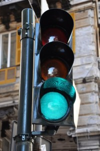 traffico in tilt in corso Europa