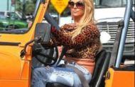 Gossip - Britney Spears: pancetta imbarazzante in