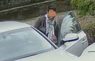 Bergamo - Silvio Gaspani ritrova auto rubata grazie a Facebook