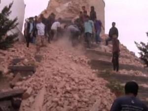 Aumenta bilancio delle vittime in Nepal
