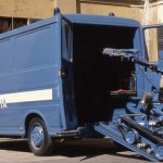 polizia artificieri bomba