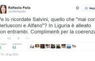Elezioni Liguria 2015 - Catfight tra Raffaella Paita e Rixi su Twitter