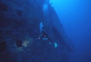 Morto un sub sulla Haven