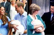 Londra - E' nata la Royal Baby: potrebbe chiamarsi Diana