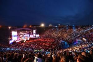 Verona ospita il Wind Music Awards 2015