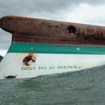 traghetto incidente
