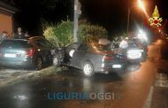 Sarzana - Incidente stradale sull'Aurelia, 3 feriti