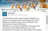 Melegatti - Licenziato autore della campagna omofoba