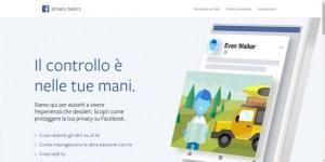 Facebook e normativa trattamento dati
