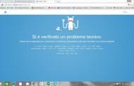 Twitter oggi non funziona: problema tecnico