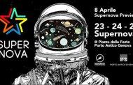 Genova, al Supernova 2016 arrivano Levante e i Ministri