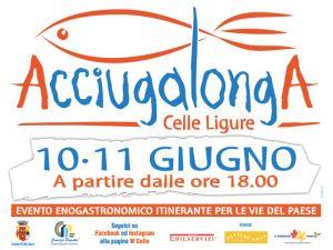 """Celle Ligure, in arrivo la quarta edizione di """"Acciogalonga"""""""