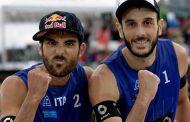 Rio2016: azzurri in finale con il beach volley