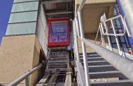 Quezzi - L'ascensore AMT si ferma per due giorni