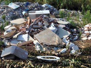 Scoperta discarica abusiva in provincia di Matera