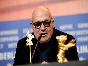 Nella foto, il regista Gianfranco Rosi
